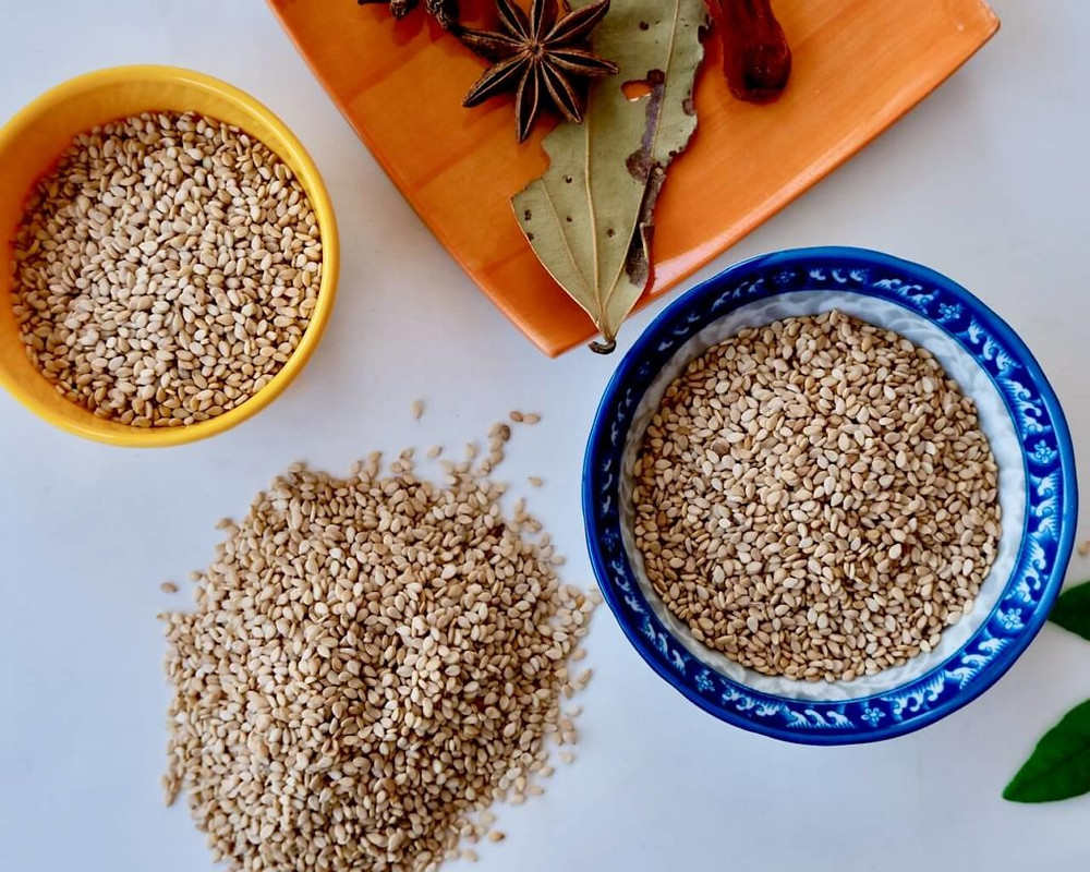 sesame-seed-premium quality,natural taste,free from impurities,ready to use