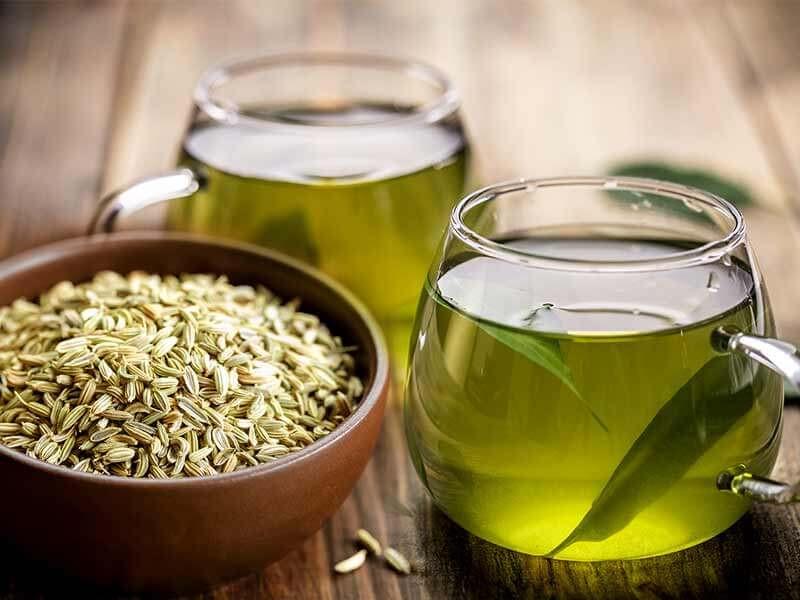 Fennel water herbal tea saunf ka paani