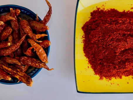 The Eight Most Popular Chillies Found In India