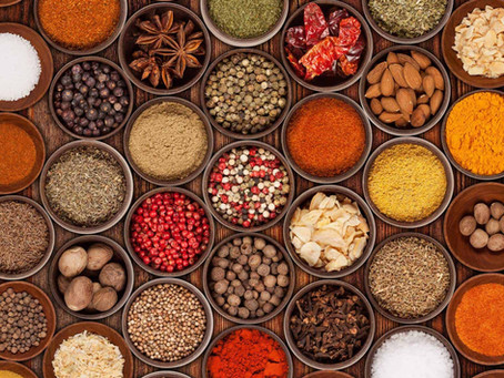 Indian Spices: An Ayurvedic Approach Meal