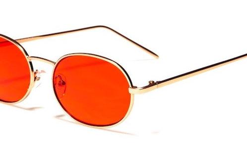 Replay Oval Sunglasses