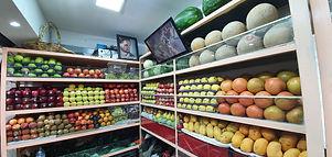 Frutas y verduras YAZ