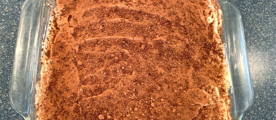 Leslie's Chocolate Tiramisu