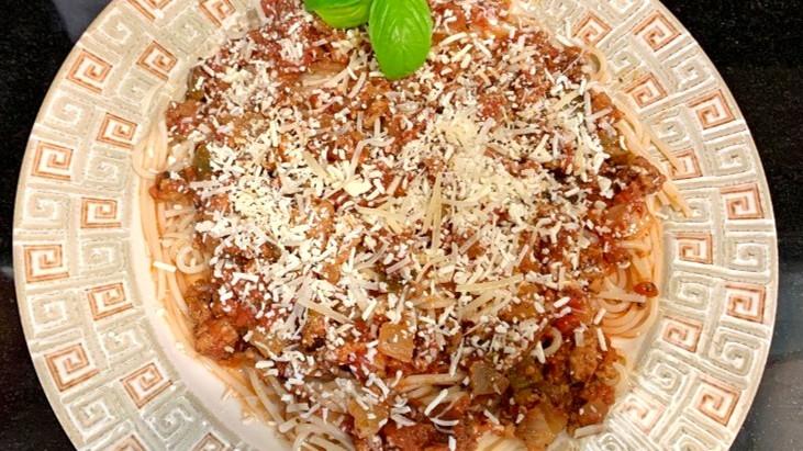 Tony D's Deluxe Italian Meat Sauce