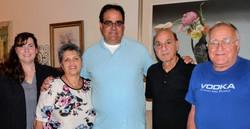 Simon's Israeli Family