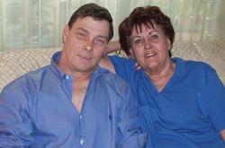 Mara's mom and dad
