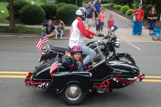 Motorcycles, Sidecars, Dirt Bikes, and More!