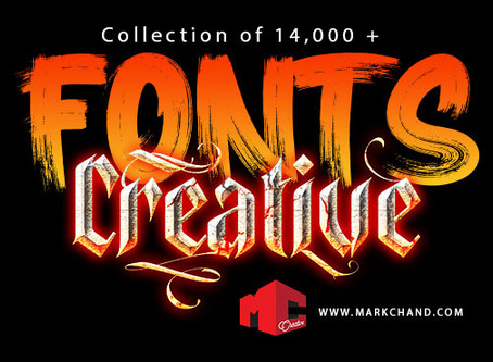 Creative Typography and Designing