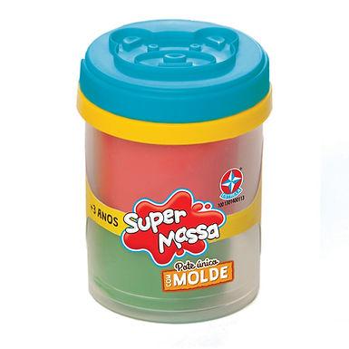 SUPER MASSA – POTE ÚNICO COM MOLDE