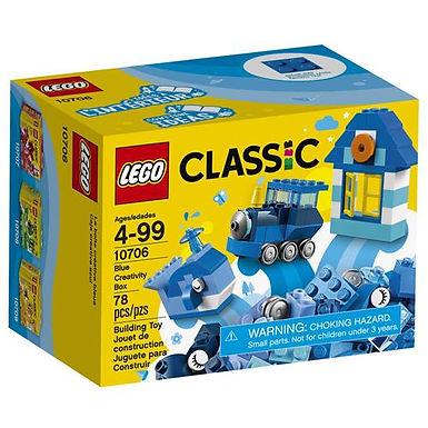 LEGO Criatividade Azul