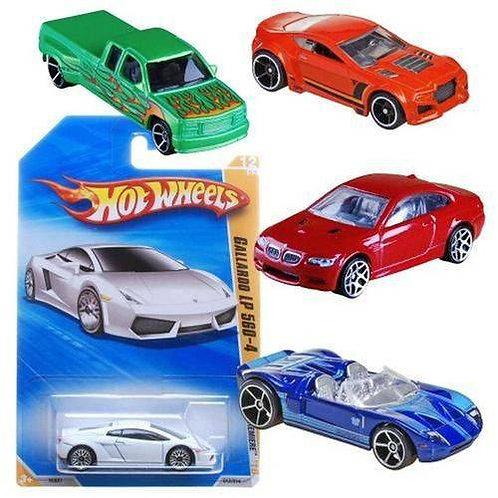 Carrinho Mattel Hot Wheels