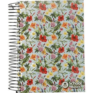 Caderno Universitário Estampado 20 Matérias 320 folhas