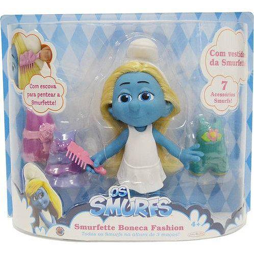 Brinquedo Os Smurfs Smurfette