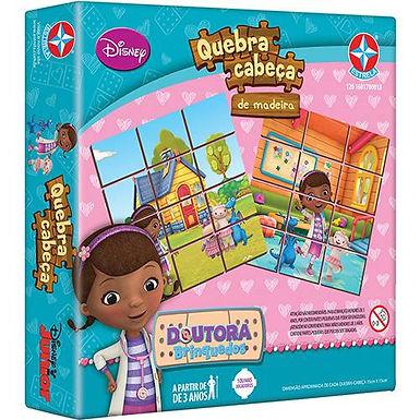 Quebra-Cabeça Doutora Brinquedos