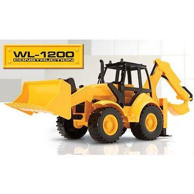 Retroescavadeira WL1200