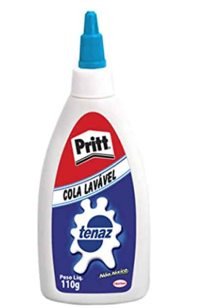 Cola Branca 110g, Pritt, Tenaz