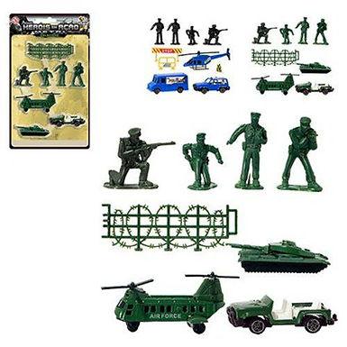 Kit Mini Soldados Infantil