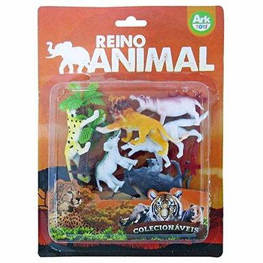 Kit Infantil Animais Selva