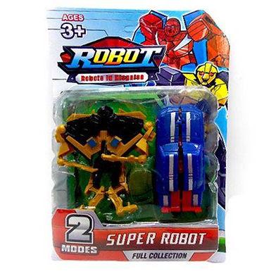 Transformers Robo Vira Carro