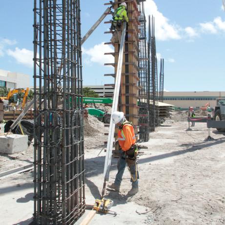Port Everglades Parking Garage Construction