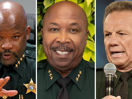 Miami Herald: Fatal shootings, one old and one infamous, define the bitter race for Broward sheriff