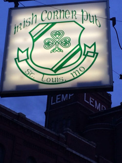 The Irish Corner Pub- Where we have our Monthly MVNA Meetings