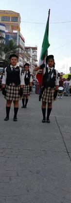 Escolta - Desfile 2018 Tapachula
