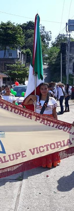 Desfile 2018 Huixtla