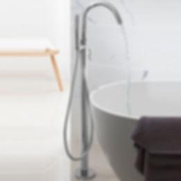 Persian Bath Spout with Shower
