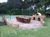 Mixed of Premium Heritage Solid & Recycled Wirecut bricks