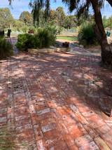 Recycled Pressed bricks