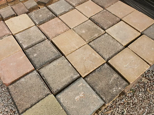 Recycled Pavers