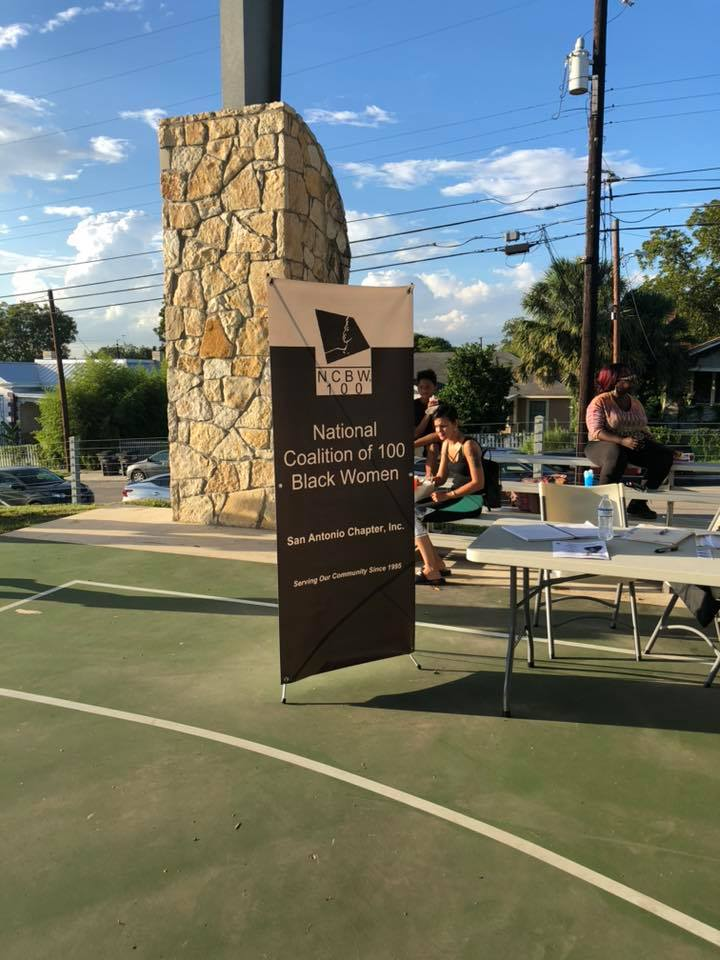 National Night out in San Antonio
