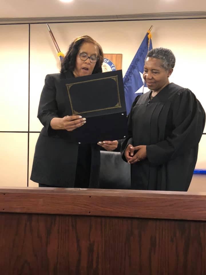 January 2019 Judge Grace