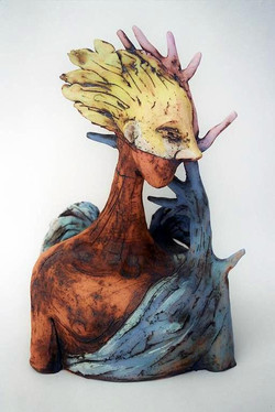 hand made sculpture