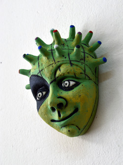 green mask to buy