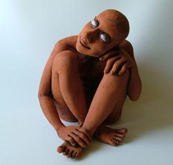 figure man sculpture
