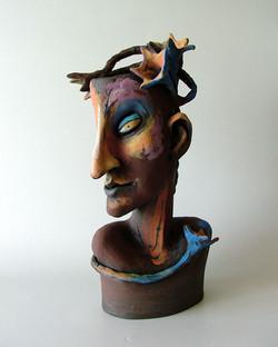 original sculpture ceramic