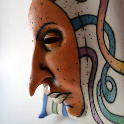 wall decor original masks