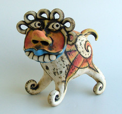 creature ceramic
