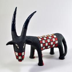 black goat clay