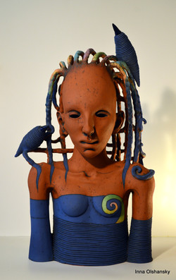 ceramic art israel