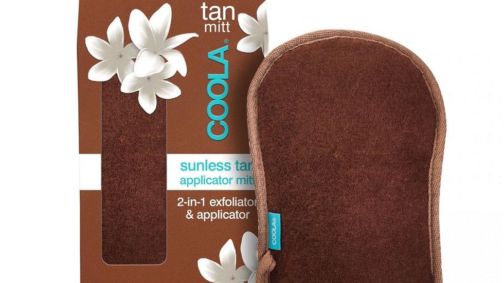 Coola Organic Sunless Tan 2-in-1 Applicator Mitt