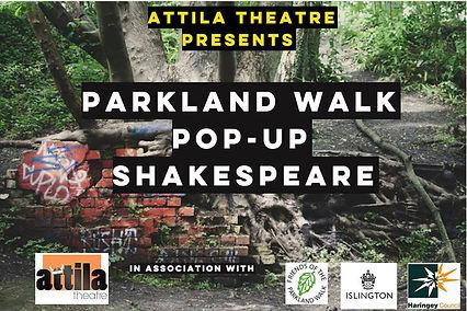 Attila Theatre, Pop-Up Shakespere