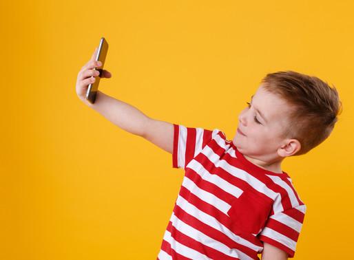 Barn trenger å bli sett som de er - uten filter