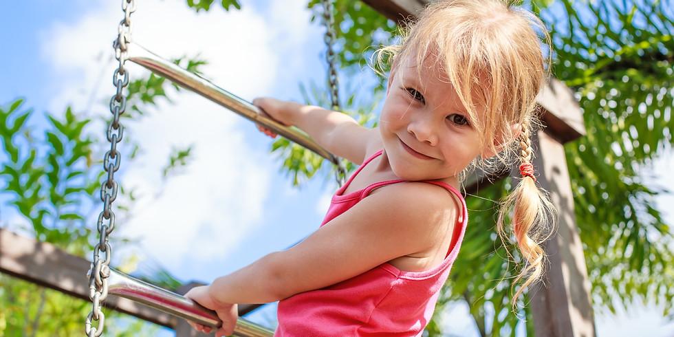 """""""Fra kroppen til toppen!"""" - Fysisk aktivitet og helse i barnehagen"""