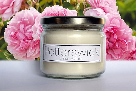 Elizabethan Rose Extra Large Jar