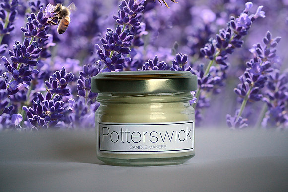Lavender and Chamomile Small Jar