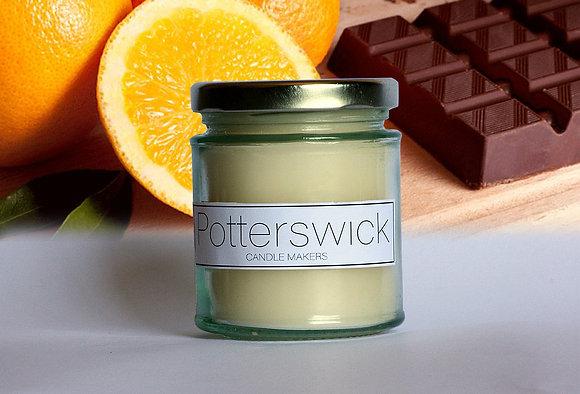 Chocolate and Orange Large Jar