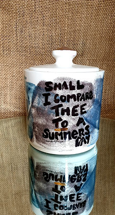 Shakespeare Jar